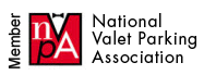 Member of the National Valet Parking Association